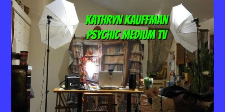 Click Here For Kathryn's TV Channel