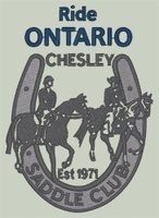 Ride ONTARIO Chesley Saddle Club