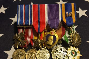 Vietnam War Veteran Spiritual warrior Base Army Navy Huey Awards Military Honors Advocate Lobbyist