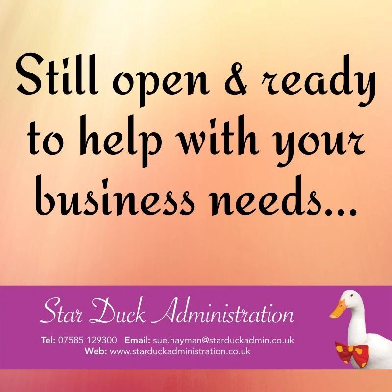 Star Duck Administration still open for business