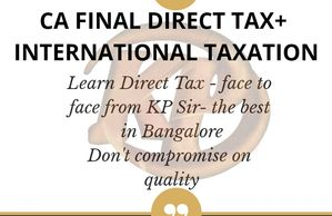 international taxation dt classes giffe ca final new syllabus