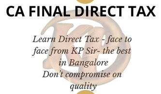 best dt classes in bangalore direct tax classes by kpsir kpsir bangalore giffe gurbani institute