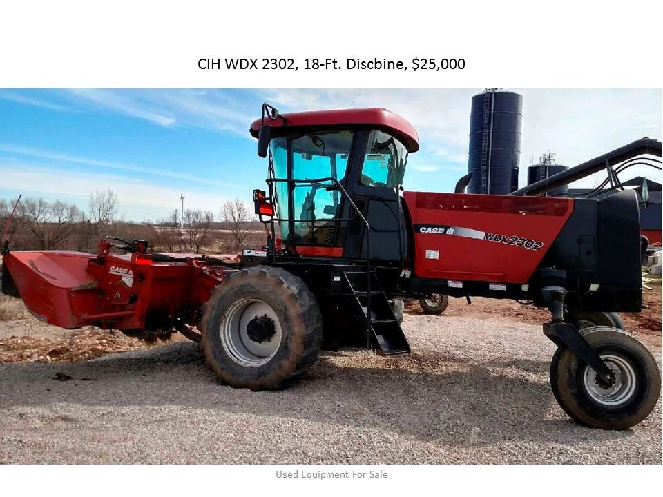 Equipment For Sale | Tasch's Custom, LLC