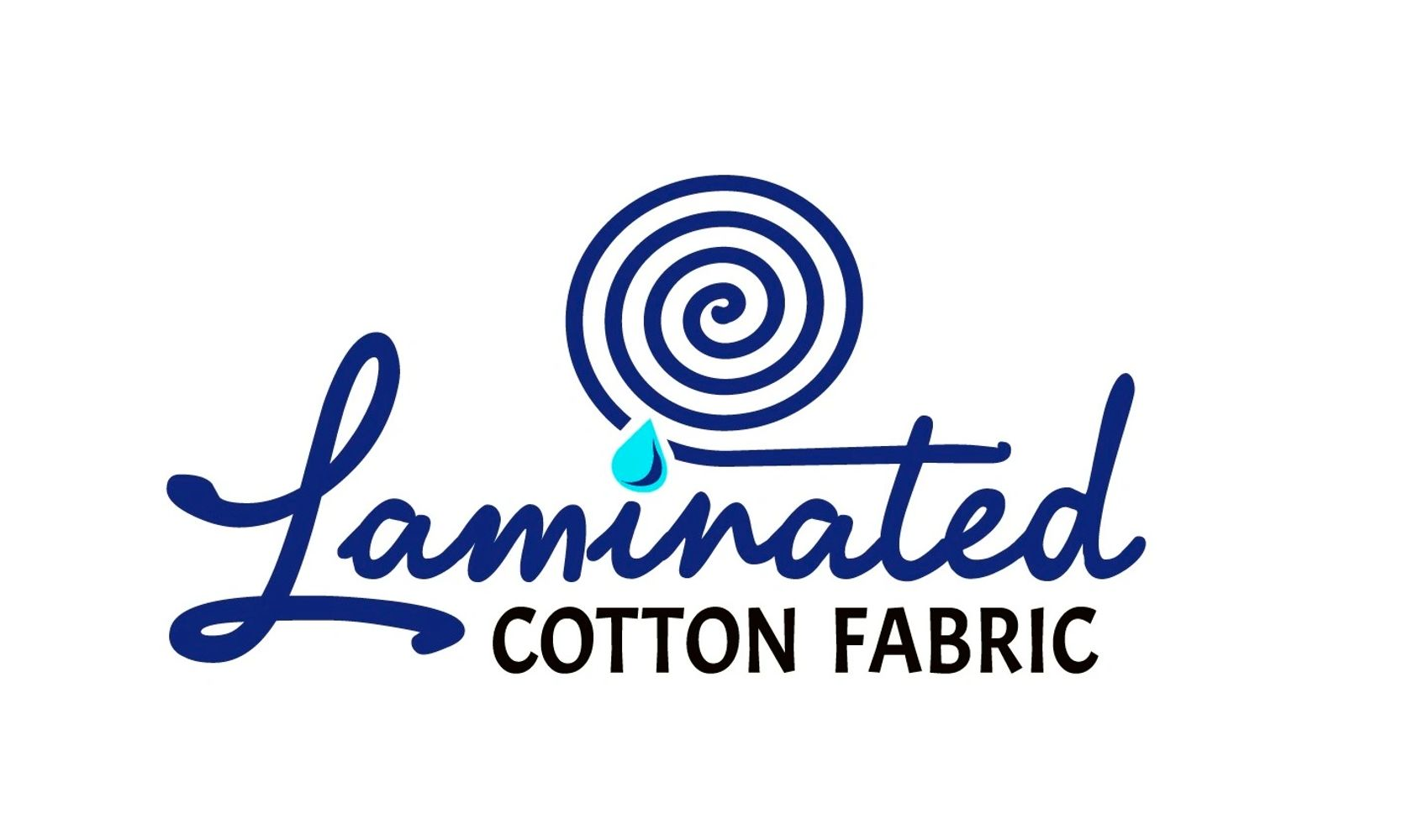 LAMINATED Cotton Fabric by the yard Exclusive