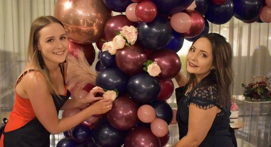 Balloons, Balloon Arch, Event décor, Party supplies, Melbourne hire, Melbourne.