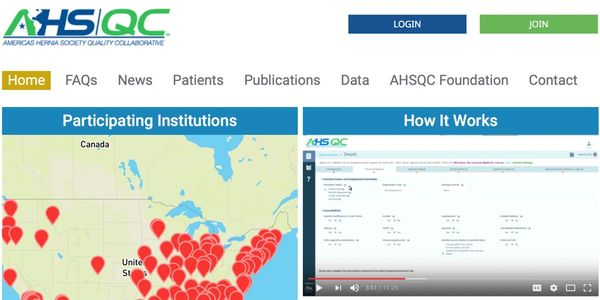 AHSQC helps us maintain quality and improve our outcomes