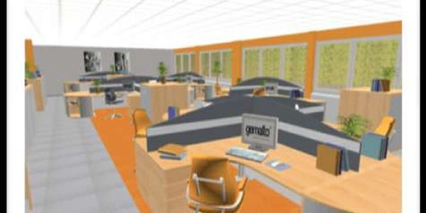 GEMALTO OFFICE DESIGN
