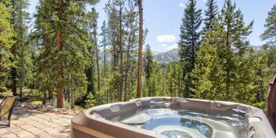Mountain Hot Tub