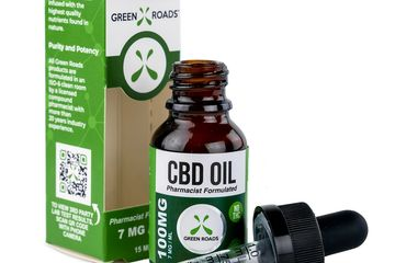 100 mg CBD Oil - Sublingual/Vape