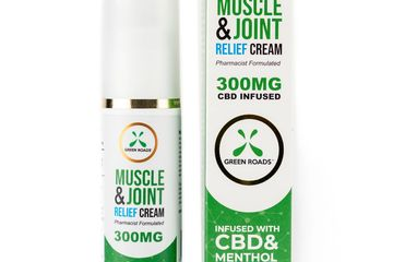 MUSCLE AND JOIN RELIEF CREAM CBD OIL
