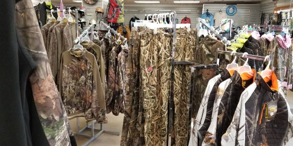 camo from your favorite source