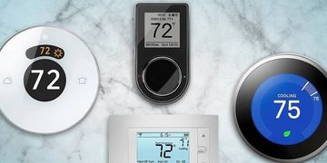 smart thermostat, nest thermostat, nest, honeywell thermostat, learning thermostat, smart home
