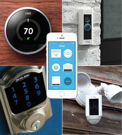 Smart home, smart homz, smart devices, smart home installers, home automation, home security, locks