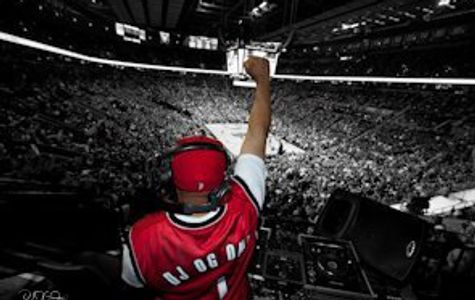 OFFICIAL PORTLAND TRAILBLAZERS DJ