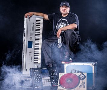 music producer DJ O.G.ONE