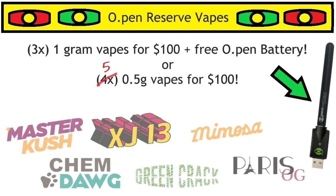 O Pen Reserve Bundle Deals