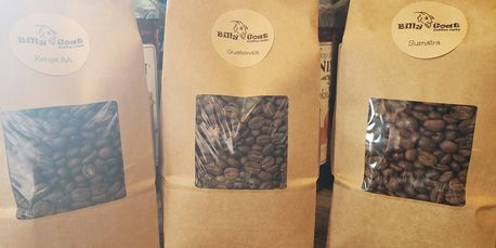 Order your coffee beans mailed to your home! No matter where you live you can get our amazing beans.