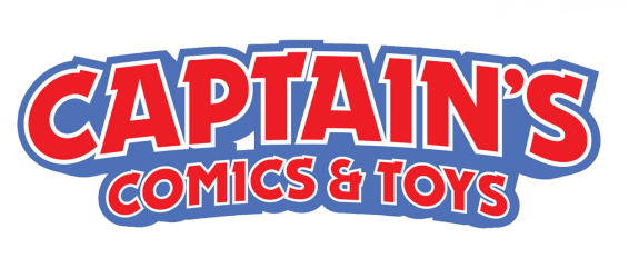 Captain's Comics and Toys