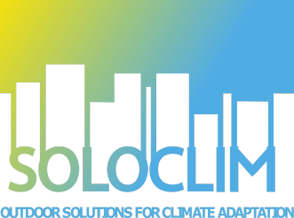 S O L O C L I M  Solutions for Outdoor Climate Adaptation