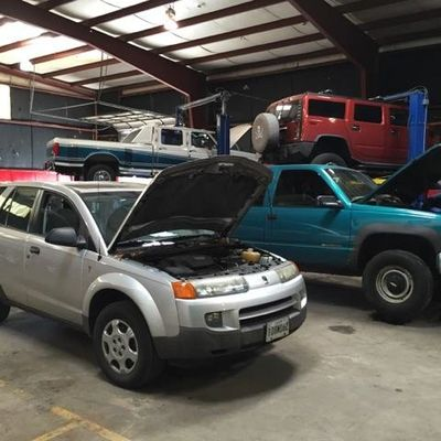All types of vehicles are repaired at BMAC Automotive