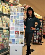 Newsday Article about Jean Marie Prince Greeting Cards