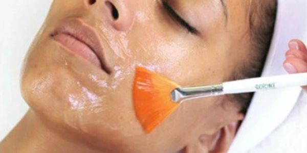 This gentle glycolic peel  makes your skin look younger available at Lee's Studio, Parkersburg, WV
