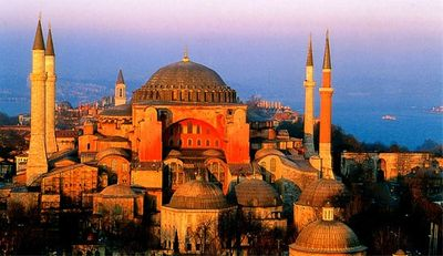 Saint Sophia - The Ancient Cathedral of the Patriarchate of Constantinople