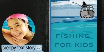 fishing for kids poster