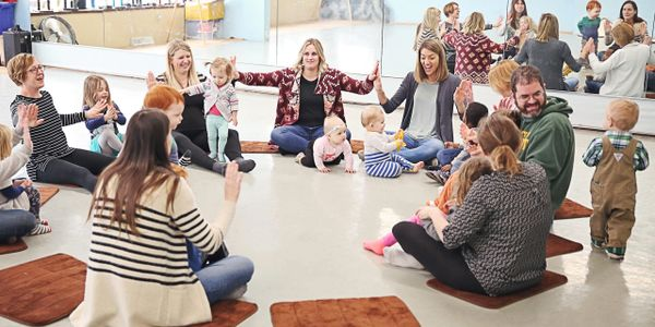 Music for babies, early music classes, Music Together classes now at Tacoma Music Academy.