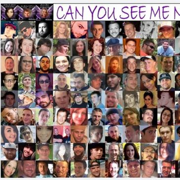 These are just a few of 1,000's of our beautiful children we have lost