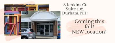 Exciting news! I will be opening a new space this Fall! Staying in DURHAM! 8 Jenkins Ct Suite 102