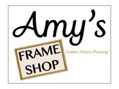 Amy's Frame Shop