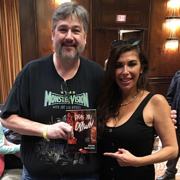 Nathan McCullough, Felissa Rose, Drag You Down, Days of the Dead