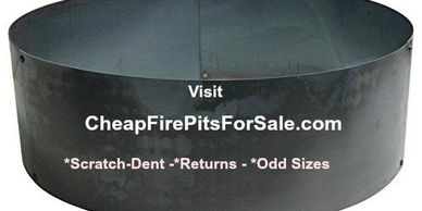 "alt="" Cheap  Fire Pits  Higley welding"""