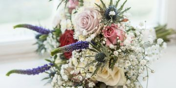 Wedding details, decor and natural emotion
