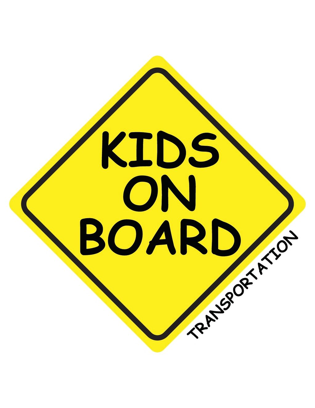 Kids on Board Transportation Motor Coach Charter Services.