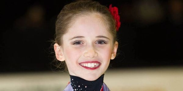 We wish all the best and amazing skates next week for our skater Isabeau Levito as she competes at N
