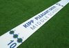 """Kipp Pleasant Grove Middle School"" Custom Cans Mat (Display Only)"