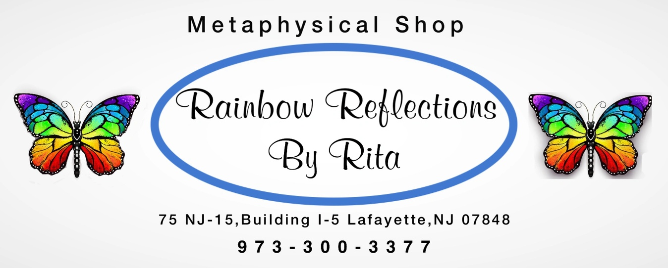 Rainbow Reflections by Rita
