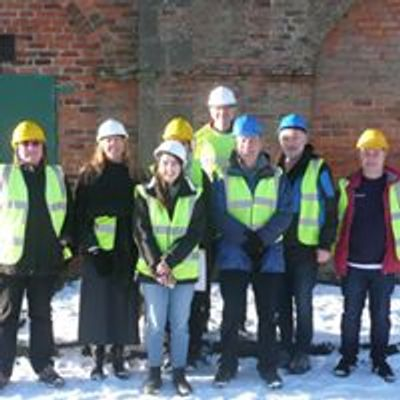 Members of the Flax Mill project team
