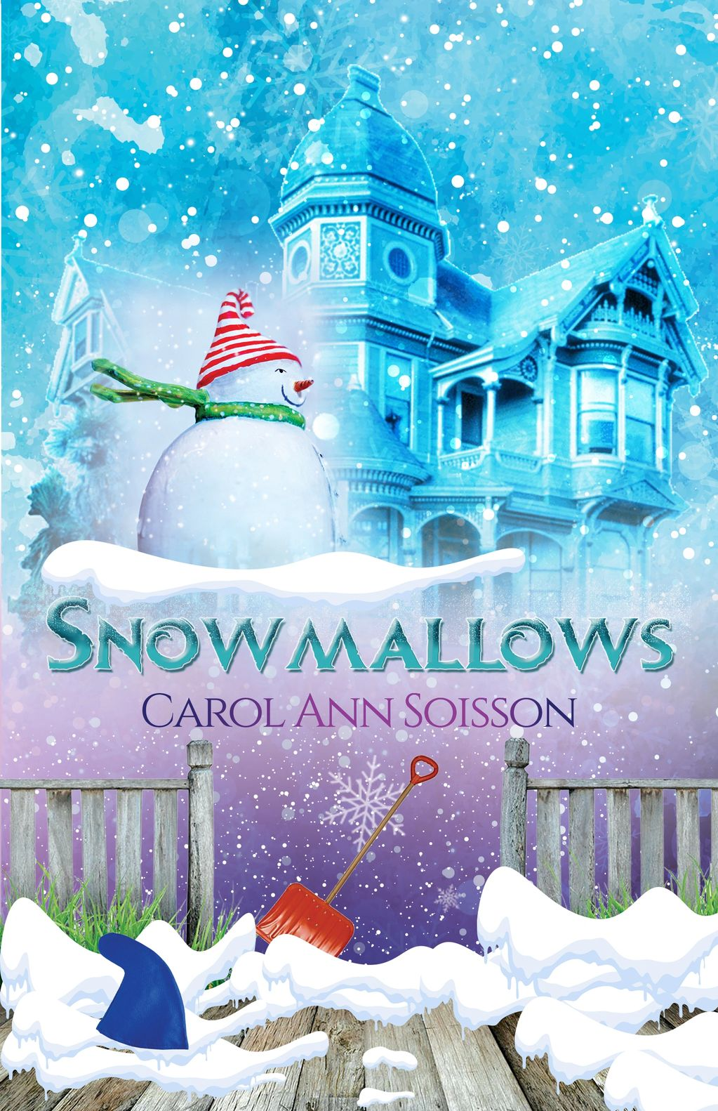 Front cover image of Snowmallows book for kids