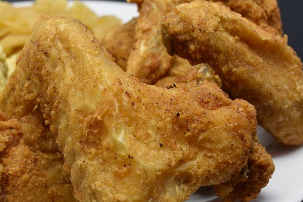 Southern Fried Chicken, Chicken Wings