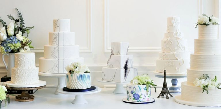 Wedding Cakes Pastries Mackinac Island Northern Michigan Fondant Buttercream Grooms Cake