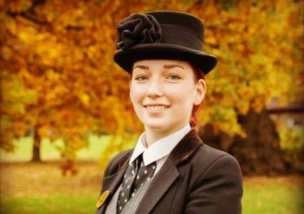 Funeral Director Rachael, Britain's youngest funeral director