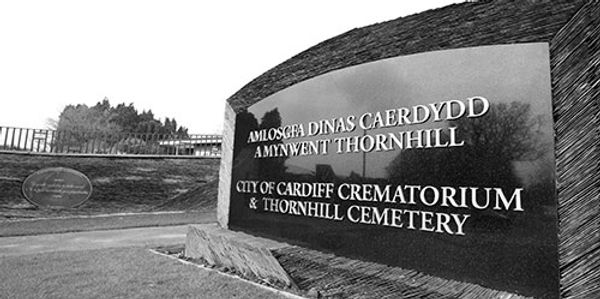 Thornhill Crematorium and Cemetery, Cardiff