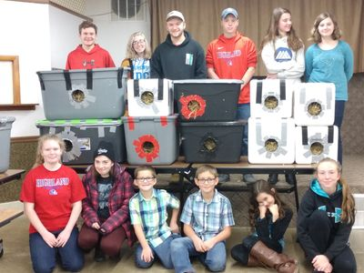The Buckeye Brigade 4-H Club