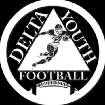 Delta Youth Football League Logo