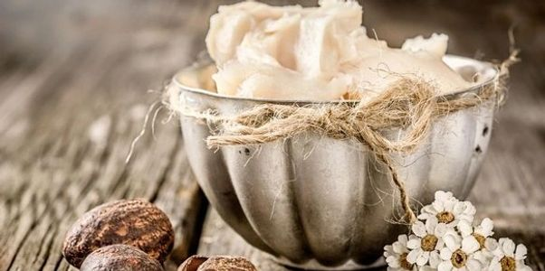 100% Aromesque Whipped Shea Butter.
