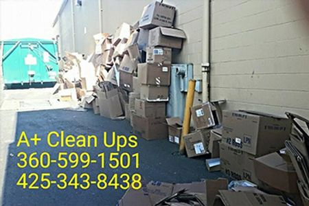 Business Junk Removal Bellingham WA, Office Furniture Removal, Warehouse Clean Out, Desks, Trash