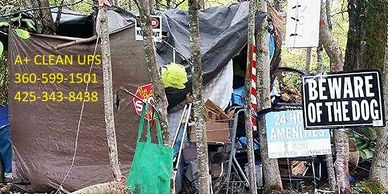 Homeless Camps Cleanups Bellingham Homeless Camps Cleanups Mt Vernon Property Clean Ups Bellingham